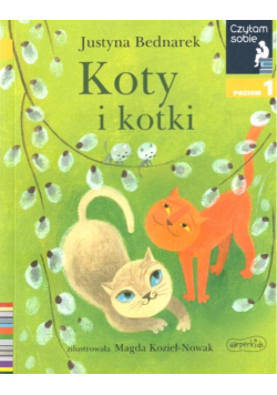 Czytam sobie - Koty i kotki w.2020