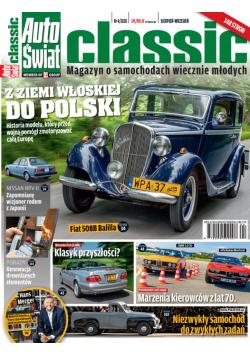 Auto Świat Classic 4/2020
