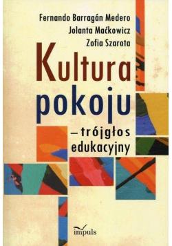 Kultura pokoju - trójgłos edukacyjny