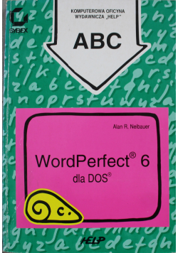WordPerfect 6 dla DOS