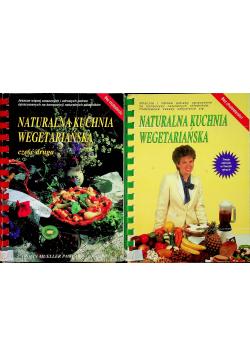 Naturalna kuchnia wegetariańska Część I i II