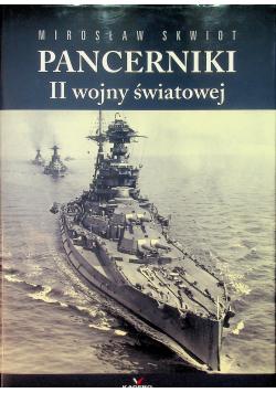 Pancerniki II wojny światowej