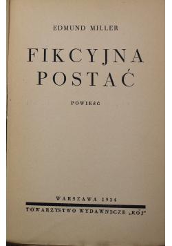 Fikcyjna postać 1934 r.