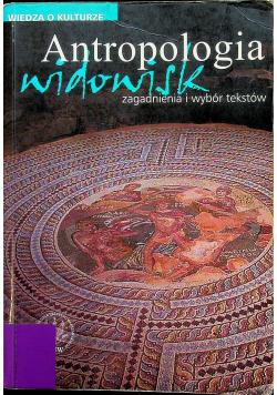 Antropologia widowisk