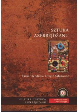 Sztuka Azerbejdżanu