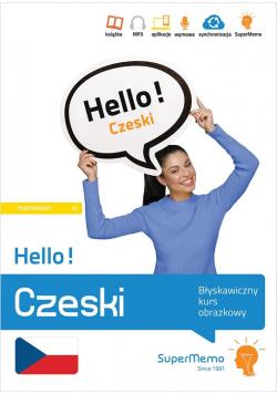 Hello! Czeski. Błyskawiczny kurs obrazkowy A1