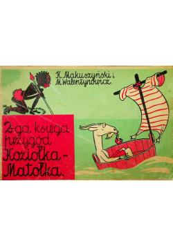 Druga księga przygód Koziołka Matołka