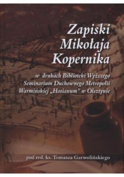 Zapiski Mikołaja Kopernika