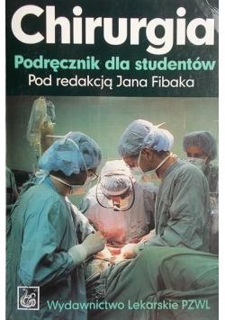 Chirurgia Podręcznik dla studentów