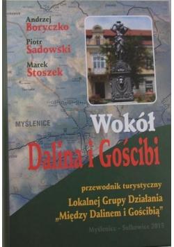 Wokół Dalina i Gościbi Przewodnik turystyczny