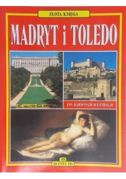 Złota księga Madryt i Toledo