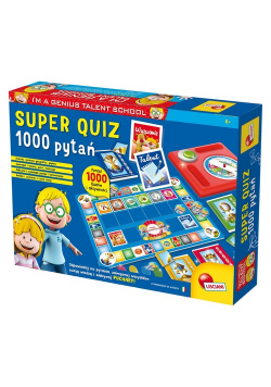 Super Quiz 1000 pytań