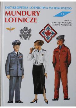 Encyklopedia Lotnictwa Wojskowego Mundury Lotnicze Tom 11