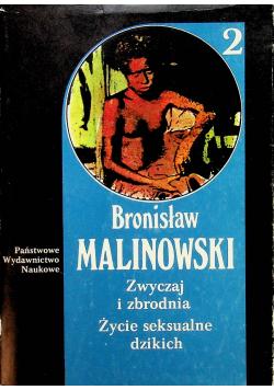 Bronisław Malinowski Zwyczaj i zbrodnia