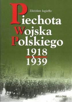 Piechota Wojska Polskiego 1918 1939
