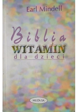 Biblia witamin dla dzieci