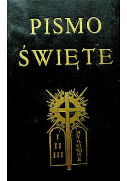 Pismo święte 1929 r.