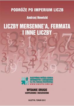 Liczby Mersennea  Fermata i inne liczby Cz 8