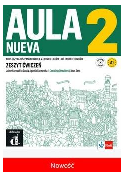 Aula Nueva 2 ćwiczenia LEKTORKLETT