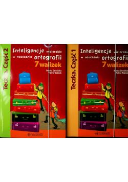 Inteligencje wielorakie w nauczaniu ortografii 7 walizek 2 części