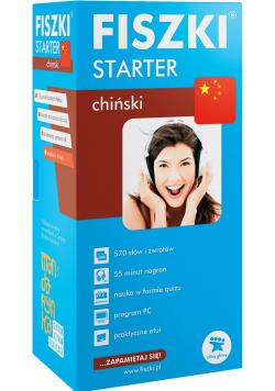 Fiszki Starter chiński