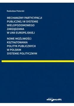 Mechanizmy partycypacji publicznej w systemie...