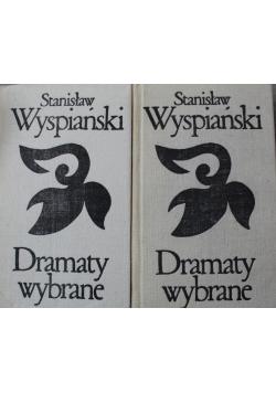 Dramaty wybrane Wyspiański 2 tomy