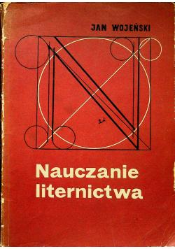 Nauczanie liternictwa