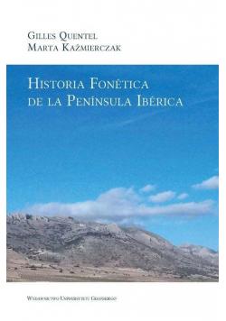Historia Fonetica de la Peninsula Iberica
