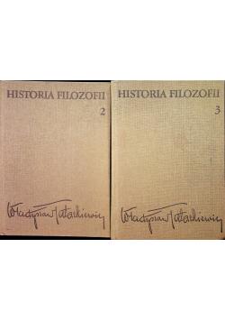 Historia filozofii 2 tomy