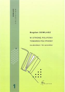 W stronę polifonii Vol. 1 - nuty na akordeon