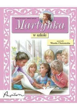 Martynka w szkole