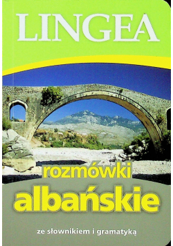 Rozmówki albańskie