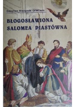Błogosławiona Salomea Piastówna