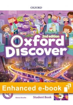 Oxford Discover 2E 5 SB + e-book