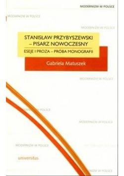 Eseje i proza  próba monografii
