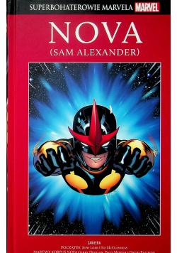 Nova Sam Alexander