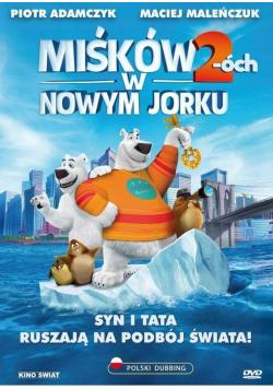 Miśków 2-óch w Nowym Jorku DVD