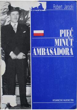 Pięć minut ambasadora