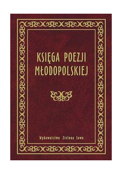 Księga poezji młodopolskiej