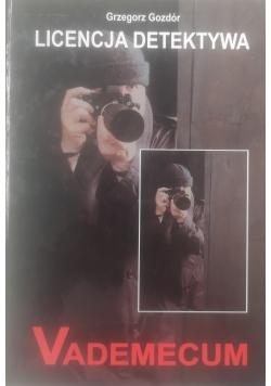 Licencja detektywa Vademecum