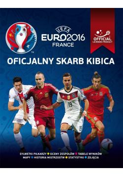 UEFA Euro 2016 France Oficjalny skarb kibica