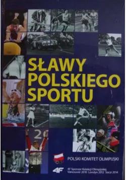 Sławy polskiego sportu NOWA