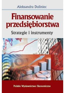 Finansowanie przedsiębiorstwa w.2