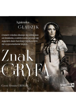 Znak Gryfa audiobook