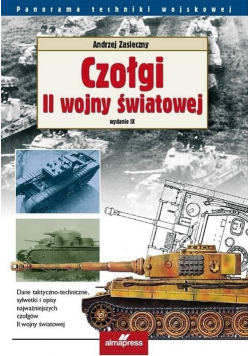 Czołgi II wojny światowej IX