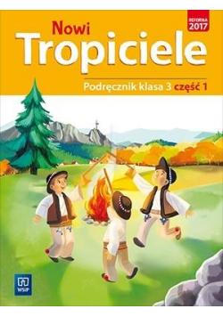 Nowi Tropiciele SP 3 Podręcznik cz.1 WSiP