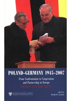 Poland Germany 1945 2007