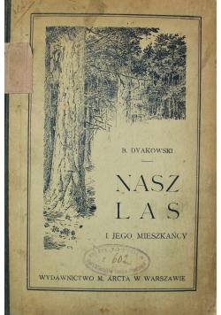Nasz las i jego mieszkańcy 1923 r.