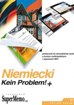 Kein Problem Niemiecki plus DVD